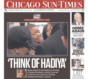 Hadiya Pendleton Chicago Sun-Times
