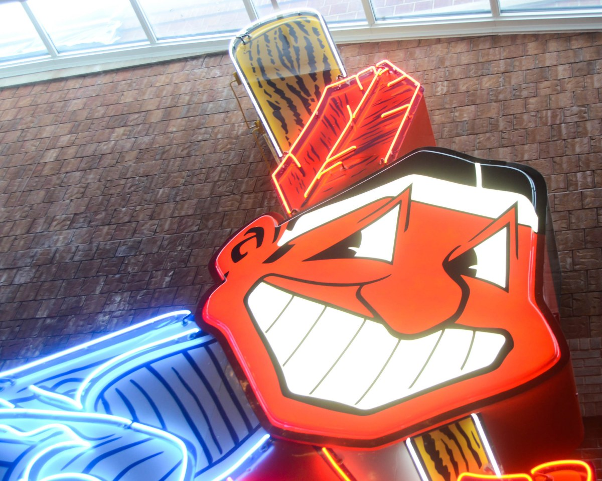 Chief Wahoo and Repentance